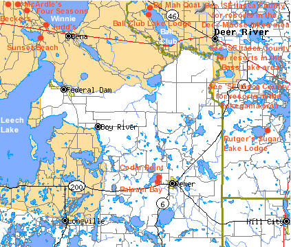 Resorts in the Southeast Itasca County Area on map of aquifers in mn, map of highways in mn, map of airports in mn, map of hospitals in mn, map of important cities in mn, map of creeks in mn, map of restaurants in mn, map of forests in mn, map of townships in mn, map of indian reservations in mn, map of school districts in mn, map of farmland in mn, map of agriculture in mn, map of zip codes in mn, map of roads in mn, map of state land in mn, map of railroads in mn, map of waterfalls in mn, map of prairies in mn, map of golf courses in mn,